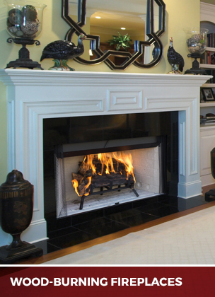 Homepage wood fireplaces