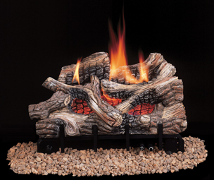 Gas logs category