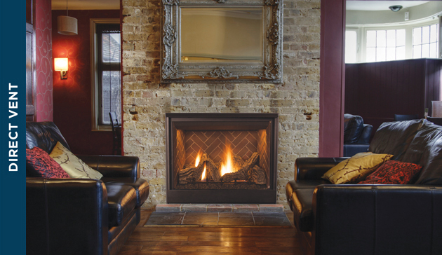 Gas Fireplaces | Fireplaces | Comfort Flame